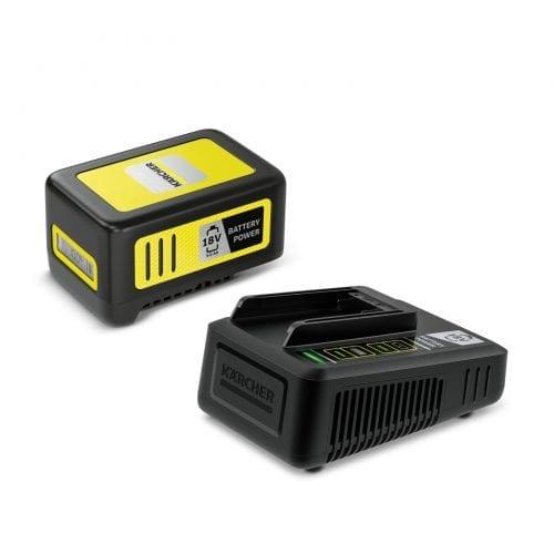 Szybka-ladowarka-karcher-w-zestawie-z-akumulatorem-18-V-5-ah