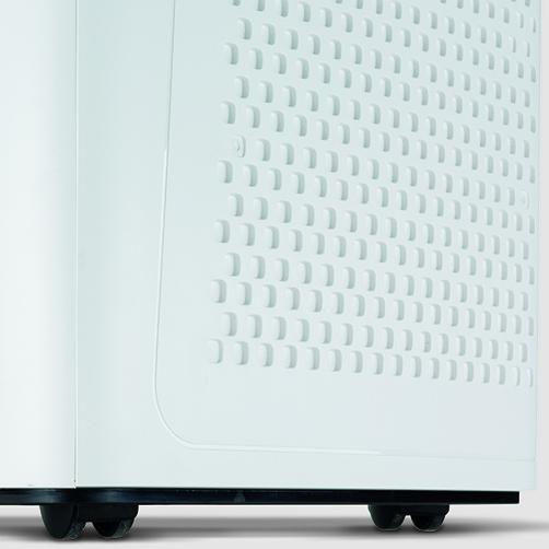 Air Purifier Oczyszczacz powietrza AF 100: Kompaktowy design