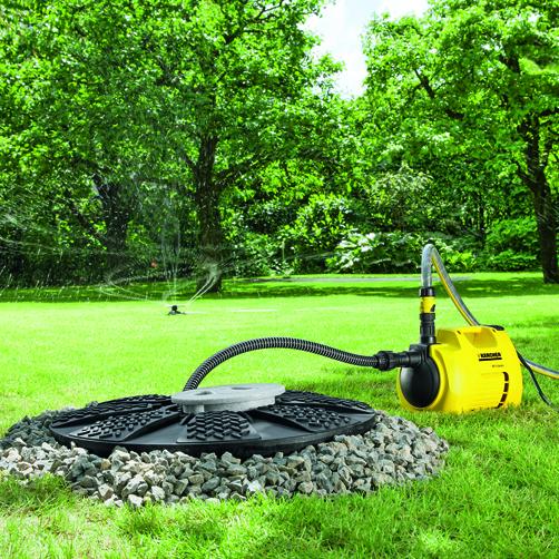 Pompa ogrodowa BP 3 Garden: Optymalne zasysanie