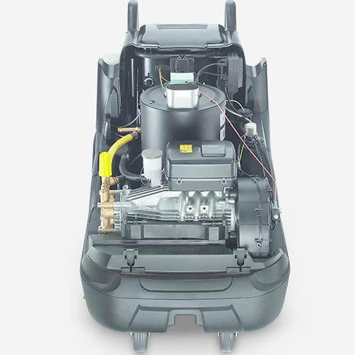 HDS 10/20-4 MX: Maksymalna wydajność
