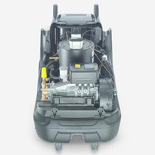 HDS 10/20-4 M: Maksymalna wydajność