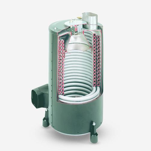 HDS 12/14-4 ST Gas LPG: Niezawodny kocioł