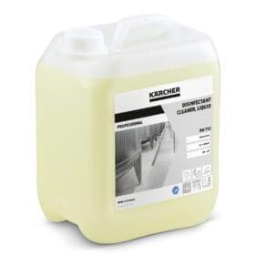 Działa bakteriobójczo, grzybobójczo i warunkowo wirusobójczo. Gwarantuje doskonałe efekty czyszczenia.