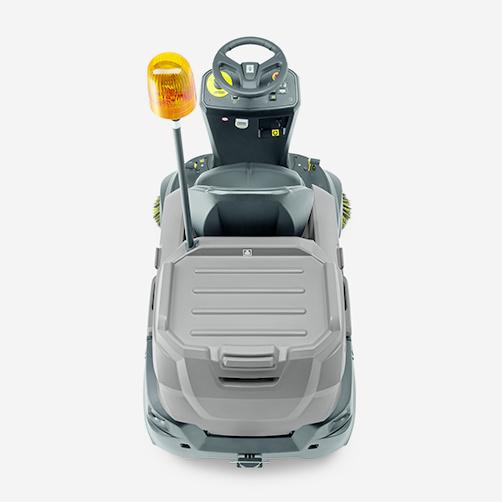 KM 90/60 R G Adv: Kompaktowy design