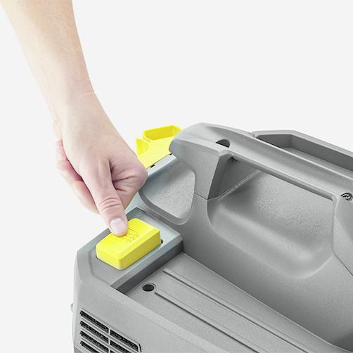 NT 20/1 Ap Te: Półautomatyczny system oczyszczania filtra