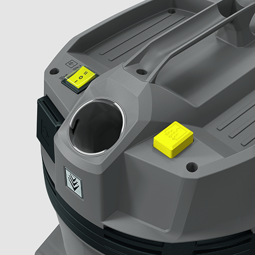NT 22/1 Ap Te L: Półautomatyczny system oczyszczania filtra