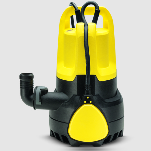 Pompa zanurzeniowa do wody brudnej SP 3 Dirt: Włącznik pływakowy