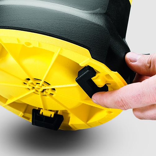Pompa zanurzeniowa do wody brudnej SP 7 Dirt Inox: Czujnik poziomu wody